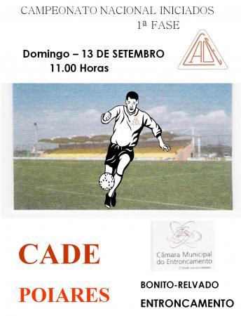 Campeonato Nacional Iniciados 2009